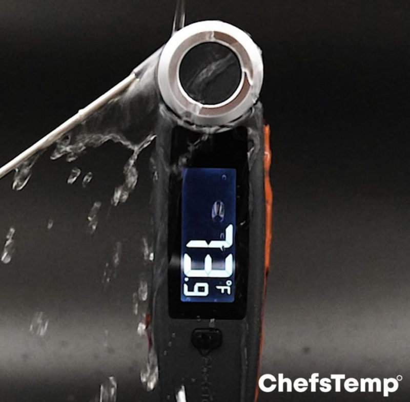 ChefsTemp Digital Meat Thermometer