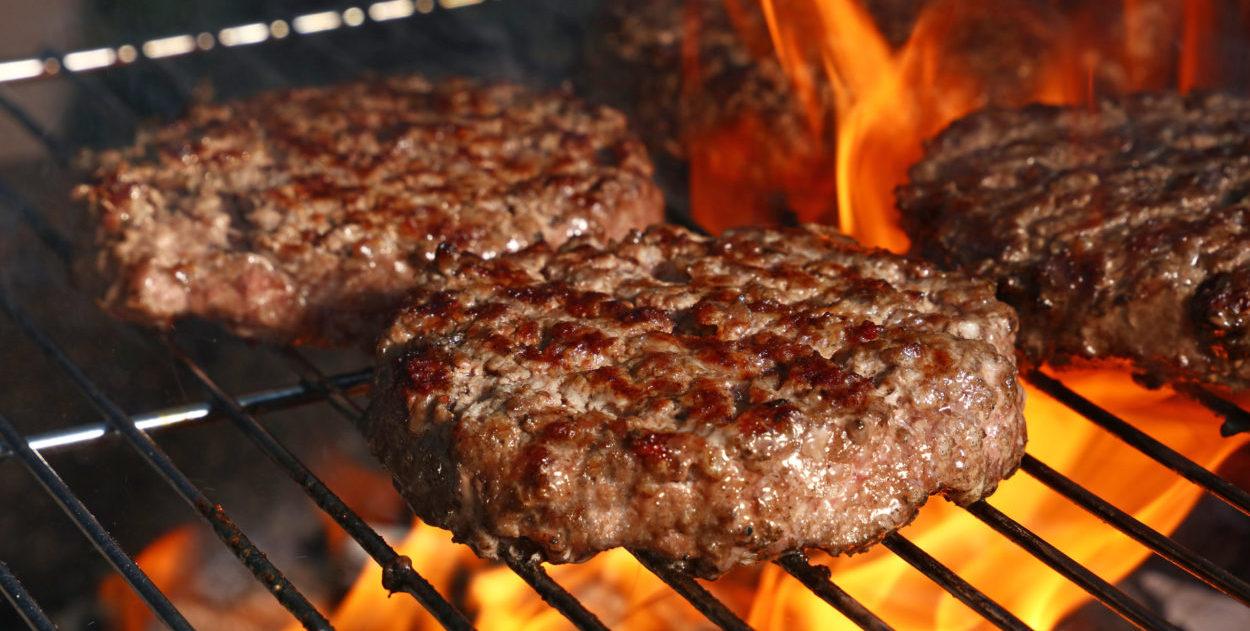 Grilling Hamburger BBQ Meat Recipes