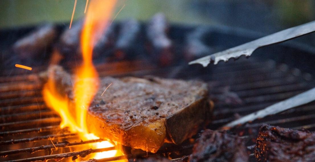 ChefsTemp Grilling Steak