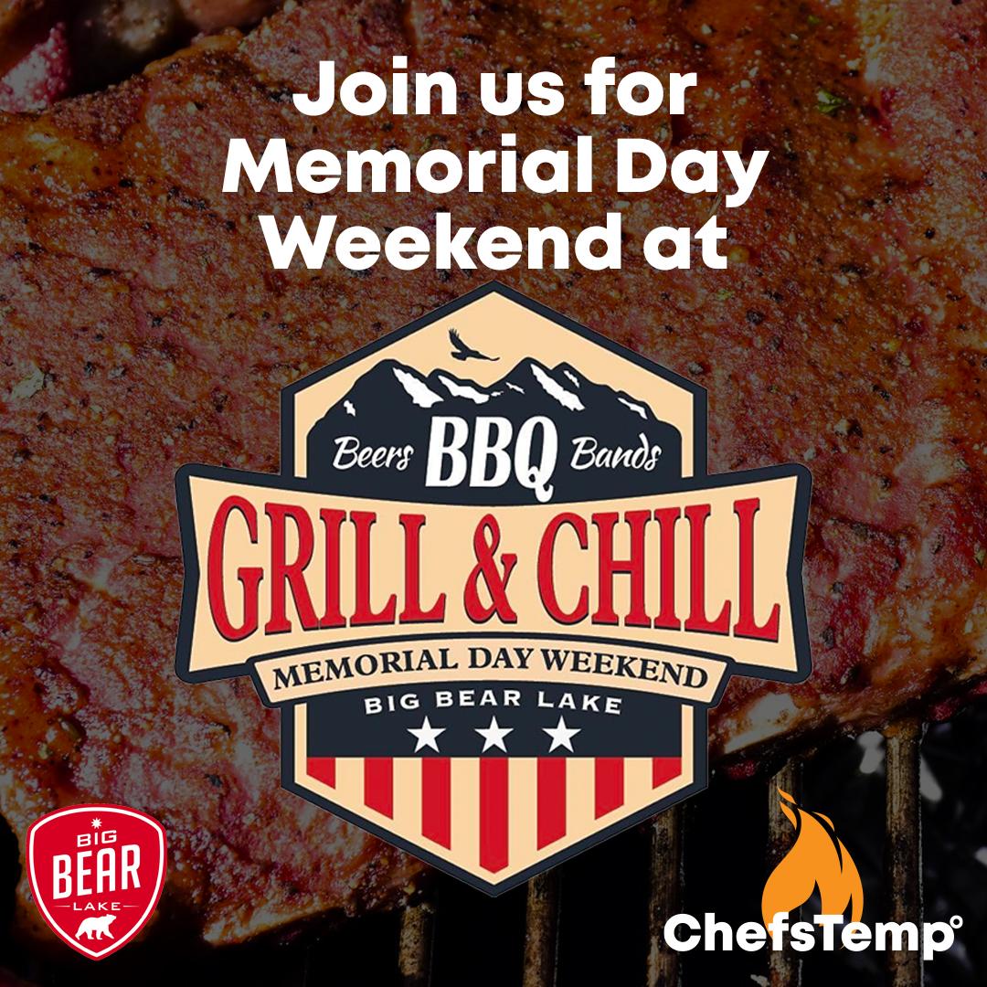 ChefsTemp Big Bear Grill & Chill